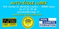 Auto école  Lubek  Douai 529 avenue du maréchal leclerc