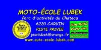 piste moto privée auto-ecole lubek chez motoblouz 72 rue elie cartan 62220